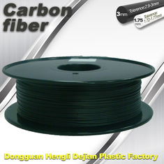 چین Carbon Fiber  Filament  1.75mm 3.0mm .3D Printing Filament, 1.75 / 3.0 mm. تامین کننده