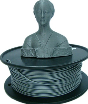 1.75 3.0mm Metal 3d Printer Filament 3d Printing Corrosion Resistant Filament
