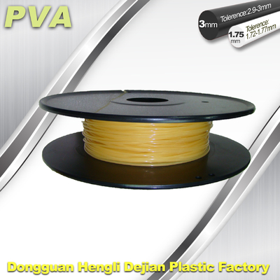 Water Soluble PVA 3D Pinter Filament 1.75mm / 3.0mm Filament